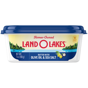 Land O Lakes Butter with Olive Oil & Sea Salt