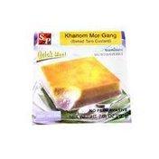 S & P Baked Taro Custard