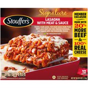 Stouffer's Lasagna with Meat & Sauce