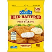 Gorton's Beer Batter Crispy Fish Fillets