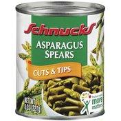Schnucks Cuts & Tips Asparagus Spears