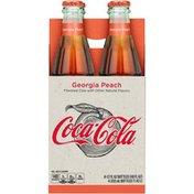 Coca-Cola Georgia Peach Soda Soft Drink