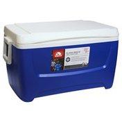Igloo Cooler, Blue, 48 Quart