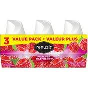 Renuzit Forever Raspberry Gel Air Freshener