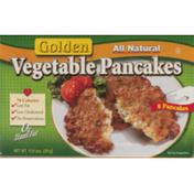 Golden Star Pancakes, Vegetable