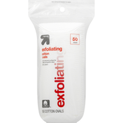 Up&Up Cotton Ovals, Exfoliating