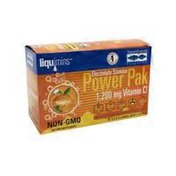 Trace Minerals Research Tangerine Flavored Electrolyte Stamina Power Pak