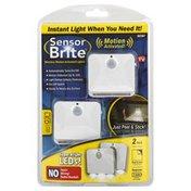 Sensor Brite Motion Activated Lights, Wireless