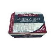 Francetown Village Foods Chicken Alfredo Over Penne