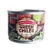 Meijer Mild Chopped & Peeled Green Chiles