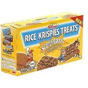 Kellogg's Rice Krispies Treats Treats, Scotcheroos