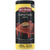Weiman Wipes, Furniture
