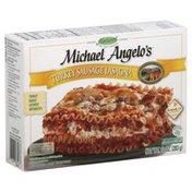 Michael Angelo's Lasagna, Turkey Sausage