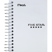 Five Star Notebook, College Ruled, 200 Sheets