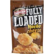 Idahoan Fully Loaded Mashed Potatoes Nacho Cheese