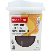 Nona Lim Bone Broth, Turmeric Chicken