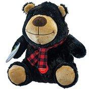 Cai Chuckles Holiday Bear Dog Toy