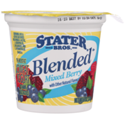 Stater Bros Mixed Berry Blended Lowfat Yogurt