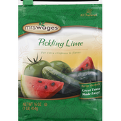 Mrs. Wages Pickling Lime