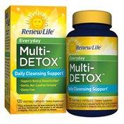 Renew Life Daily Multi-Detox