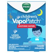 Vicks Children's Vapopatch With Soothing Vapors