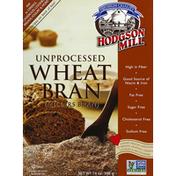 Hodgson Mill Wheat Bran, Unprocessed