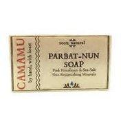 Camamu Parbat-Nun Pink Himalayan & Sea Salt Soap