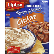Lipton Recipe Soup & Dip Mix, Onion