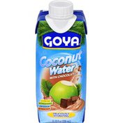 Goya Coconut Water with Chocolate