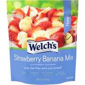 Welch's Strawberry Banana Mix Frozen Fruit