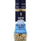 Morton Sea Salt Grinder, Roasted Garlic