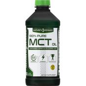 Nature's Reward MCT Oil, 100% Pure, Liquid