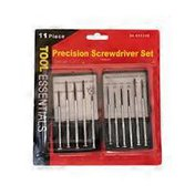 Tool Essential 11 in 1 Precision Screwdriver Set With Case