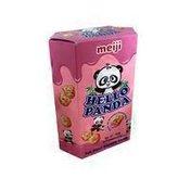 Meiji Giant Hello Panda Strawberry Biscuit