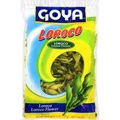 Goya Loroco Flower