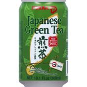 POKKA Green Tea, Japanese