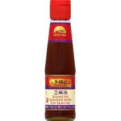 Lee Kum Kee Sesame Oil, Blended with Soy Bean Oil