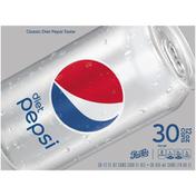 Pepsi Diet Cola Soda