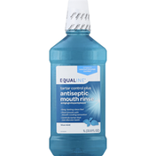 Equaline Mouth Rinse, Antiseptic, Tartar Control Plus, Blue Mint