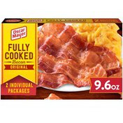 Oscar Mayer Original Fully Cooked Thick Sliced Bacon
