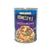 Chef's Cupboard Chicken & Wild Rice Soup