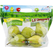 Lil Snappers Pears Bartlett