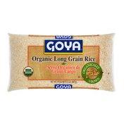 Goya Organic Long Grain Rice