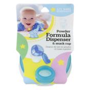 Brite Concepts Li'l Baby Elephant Powder Formula Dispenser & Snack Cup
