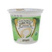 Coconut Grove Organic Cultured Coconut Milk
