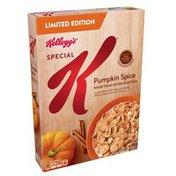 Kellogg's Special K Breakfast Cereal Pumpkin Spice