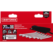 Craftsman Wrench Set in Pouch