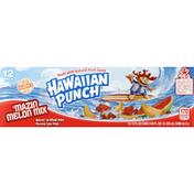 Hawaiian Punch Juice Drink, 'Mazin Melon Mix Flavored