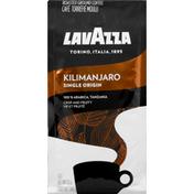 Lavazza Coffee, 100% Arabica, Ground, Medium Roast, Kilimanjaro
