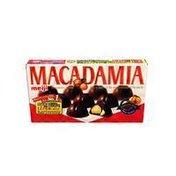 Meiji Chocolate Macadamia